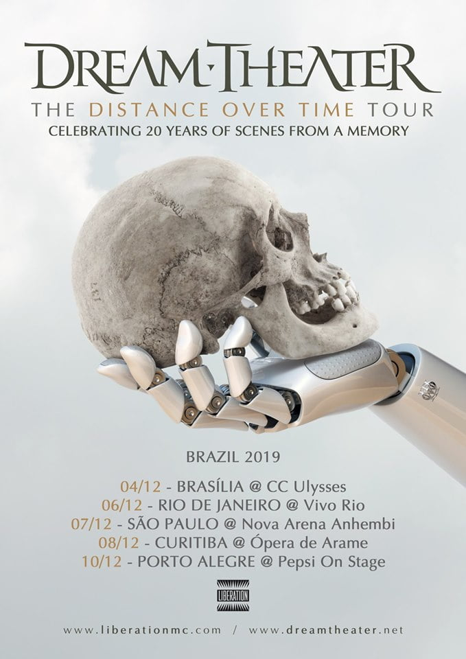 Dream Theater mostra o porque é importante.
