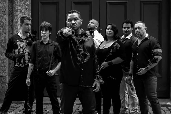 Banda Angelique lança oficialmente o single, A Dream of Osiris