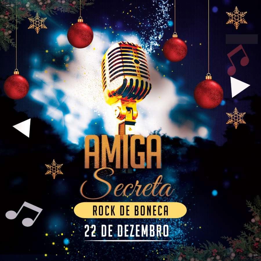 Amiga Secreta – Rock de Boneca: Unindo as vocalistas de rock e metal do Brasil