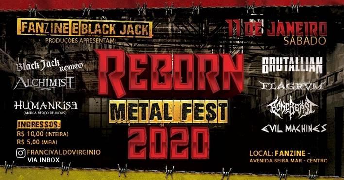 Reborn Metal Fest