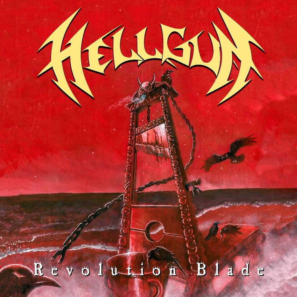 Hell Gun - Capa