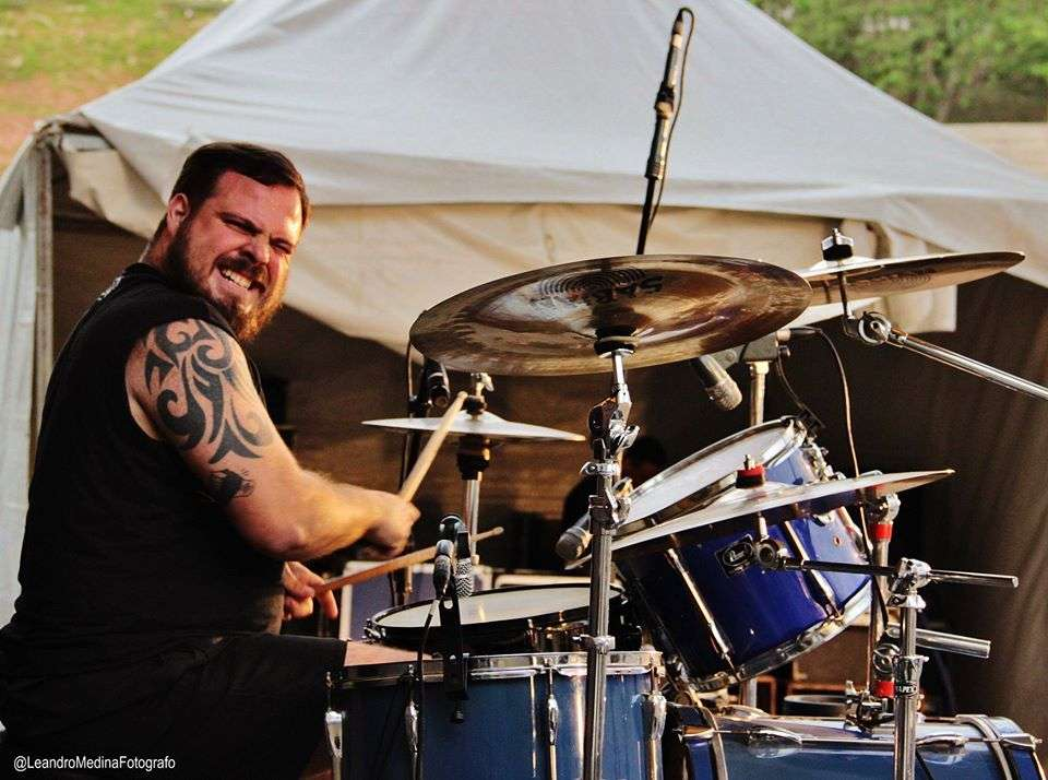 Warsickness: baterista do Imminent Attack assume as baquetas