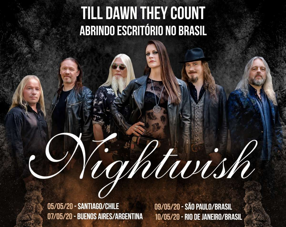 nightwish america latina