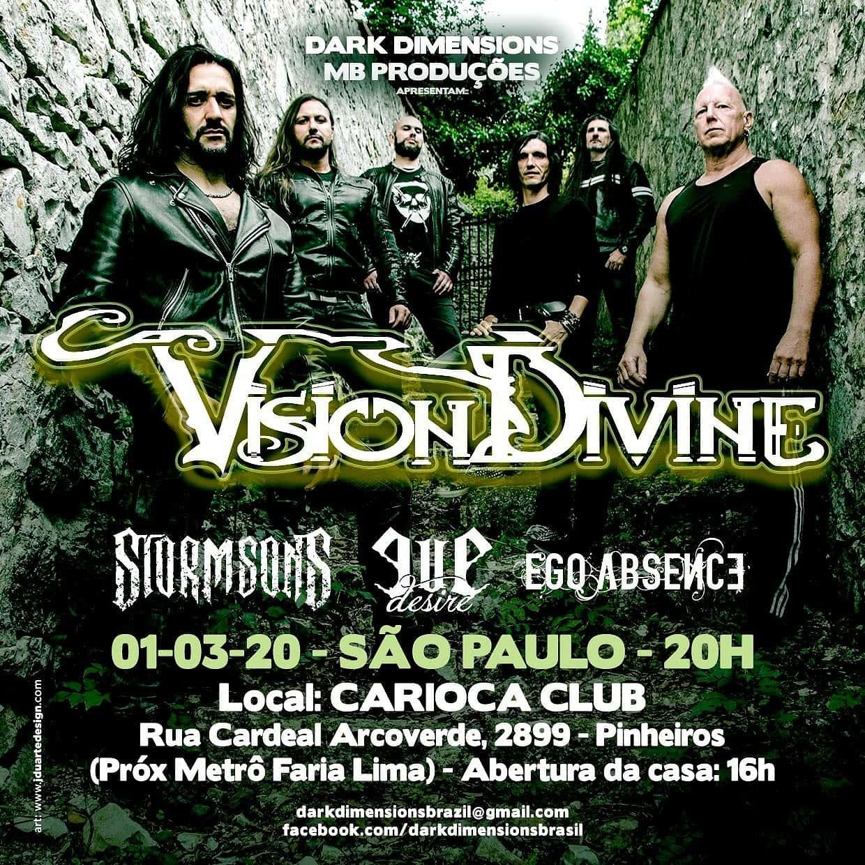 Read more about the article Vision Divine realiza apresentação única no dia 1 de março em São Paulo