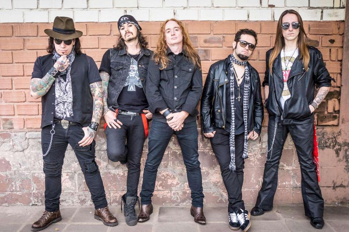 Hipercubo: Banda gaúcha de Hard Rock agenda live para este sábado
