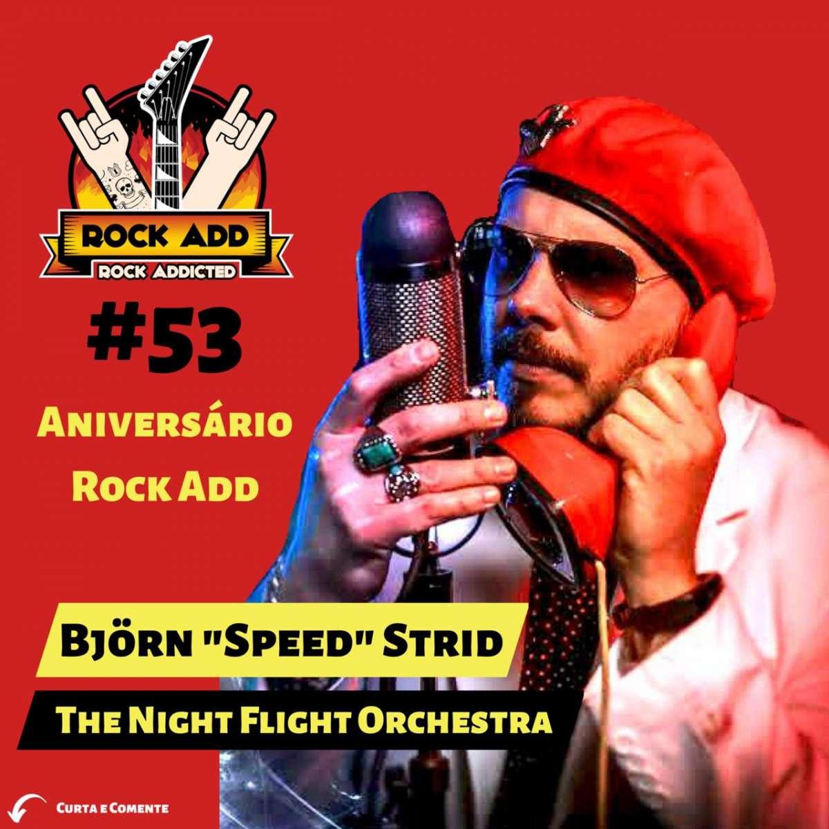 Read more about the article Entrevista exclusiva com The Night Flight Orchestra no episódio de aniversário do podcast Rock Add