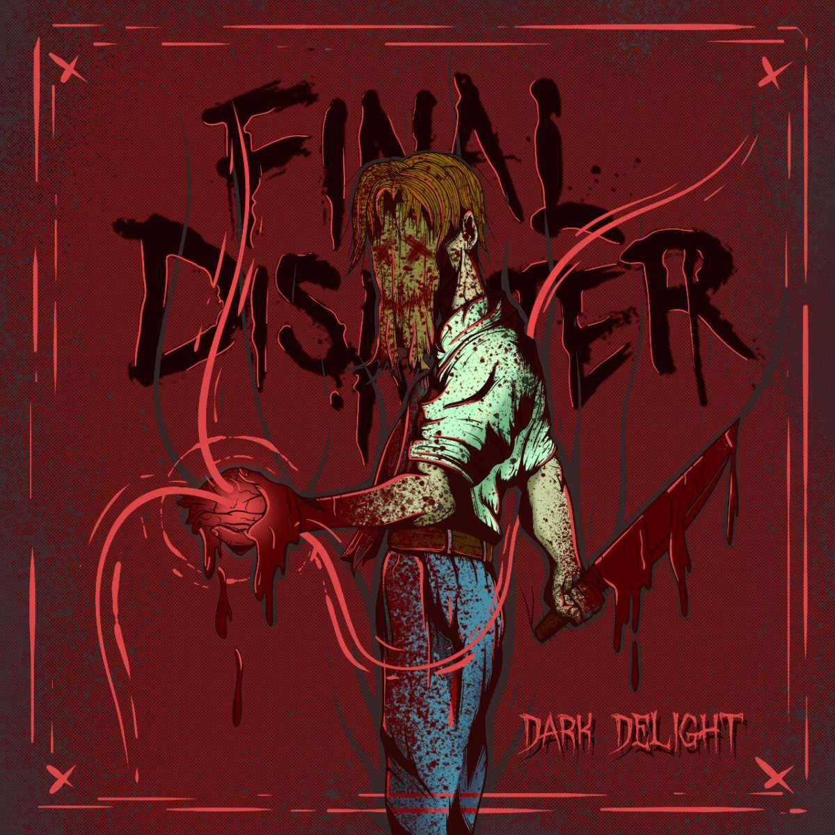 "Final Disaster: Assista o lyric vídeo de ""Dark Delight"""