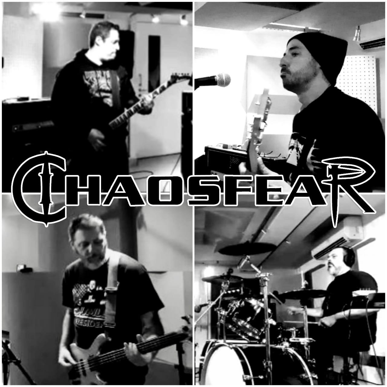 ChaosFear: Teaser de música nova e detalhes do novo álbum