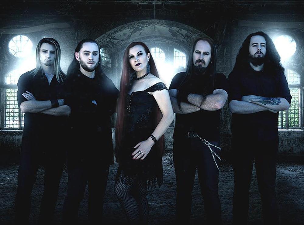 Darkship: Banda gaúcha é uma das atrações da terceira edição do Lvna Fest