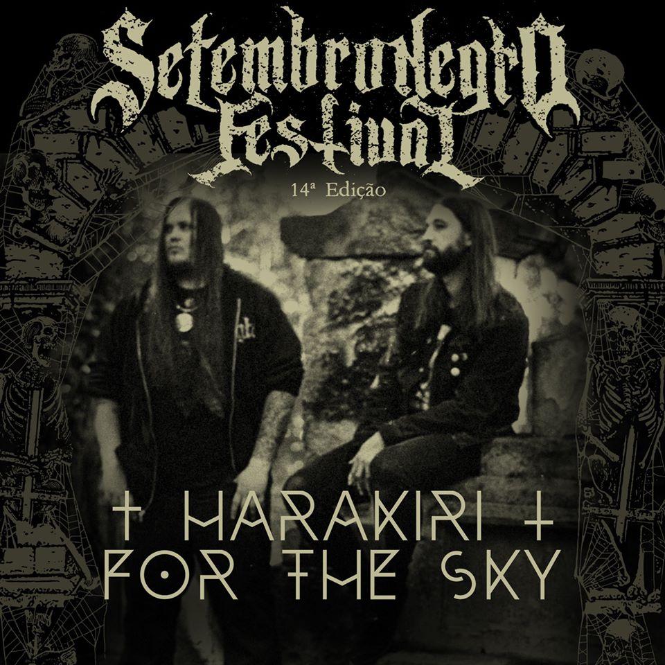 Read more about the article Harakiri For The Sky: Austriacos apresentam seu 'Post Black Metal' no Setembro Negro 2020