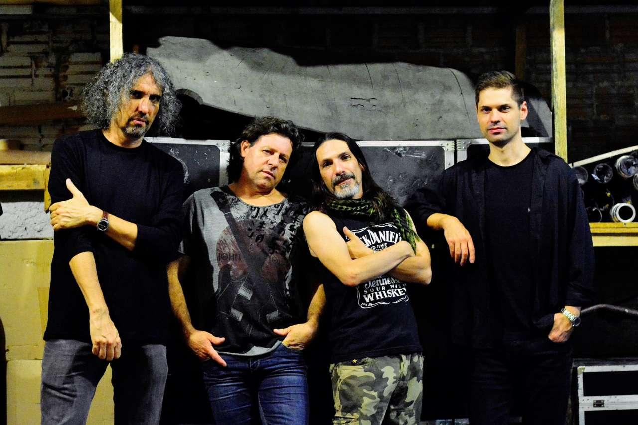 Read more about the article OpusDramma: Vídeo raro em homenagem aos guitarristas é disponibilizado no Youtube