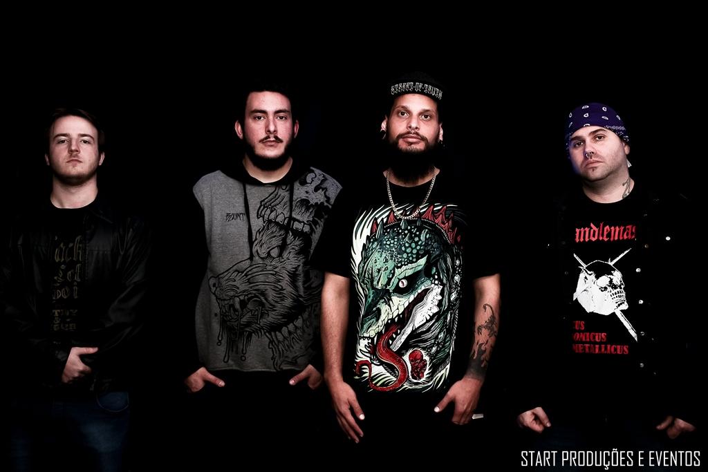 Treze Black: Participação nos festivais online do Heavy Talk e Metal com Batata