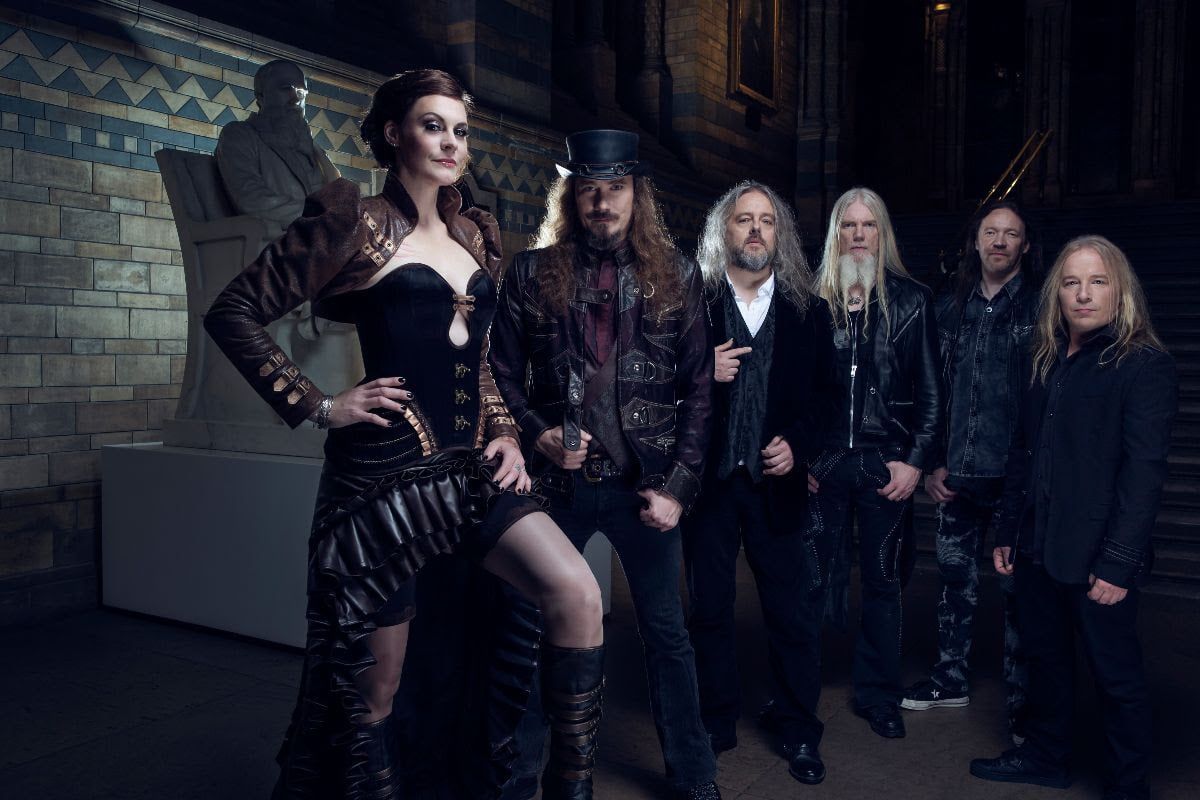 Nightwish adia shows no Brasil para Janeiro de 2021