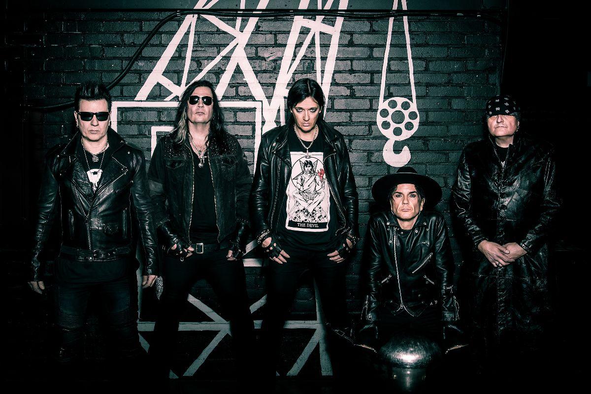 The 69 Eyes adia show em São Paulo para 2021
