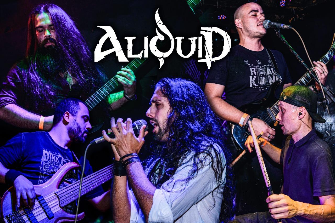 Aliquid: Anunciando saída de vocalista