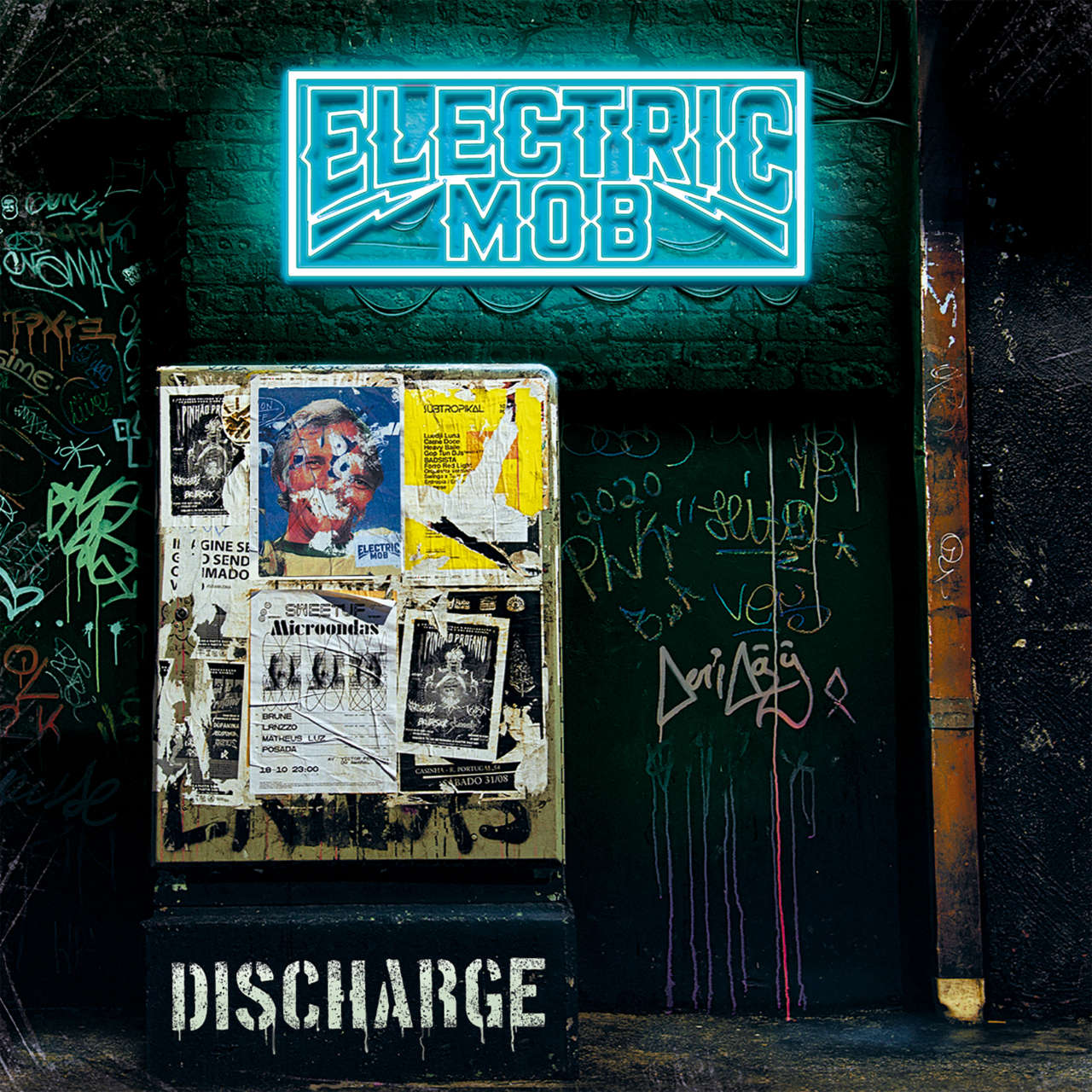 Electric Mob – Discharge