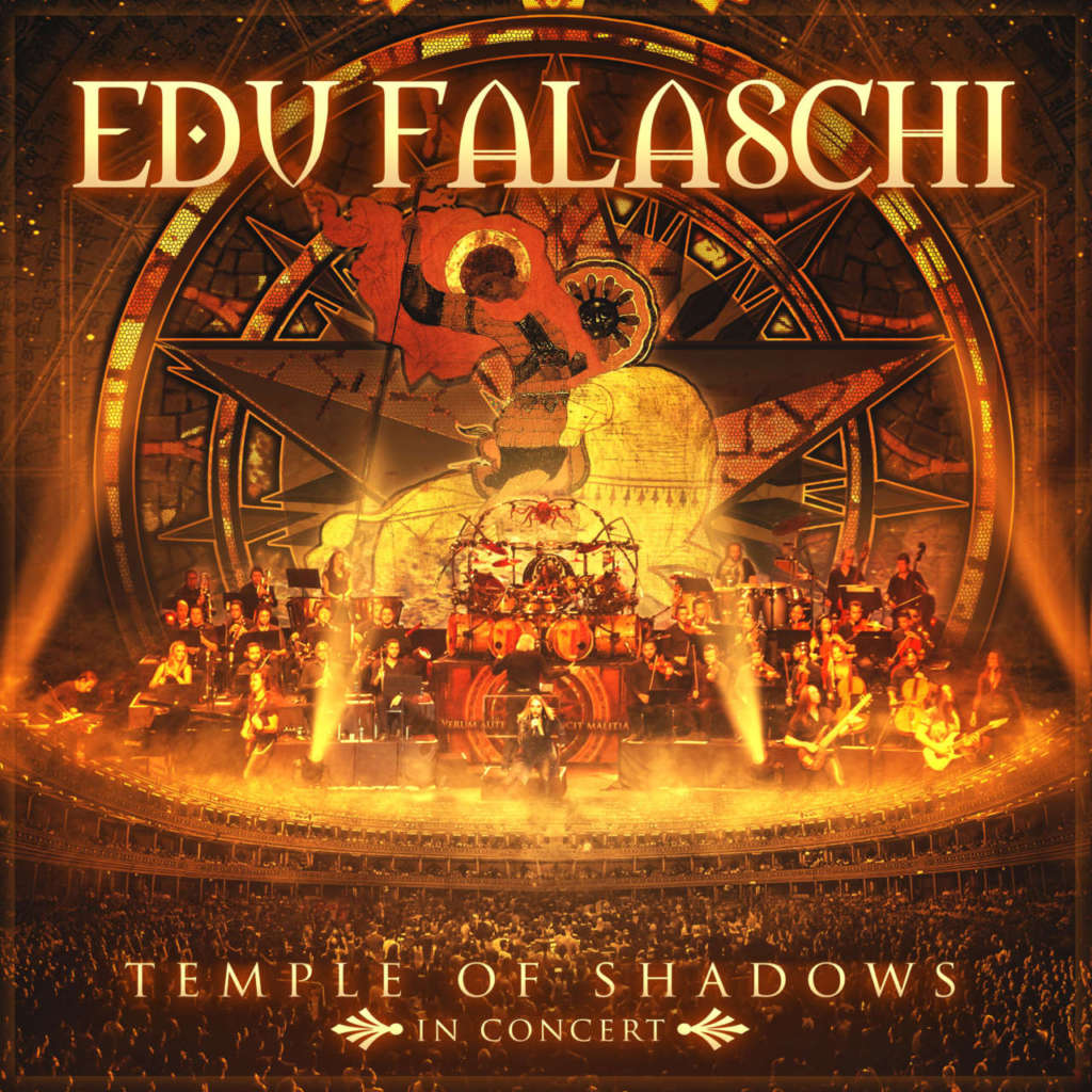 Temple Of Shadows In Concert