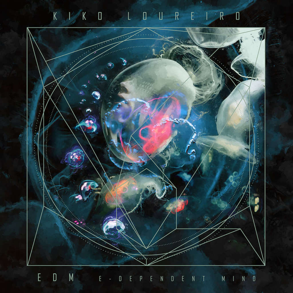 Kiko Loureiro lança novo single EDM e-Dependent Mind