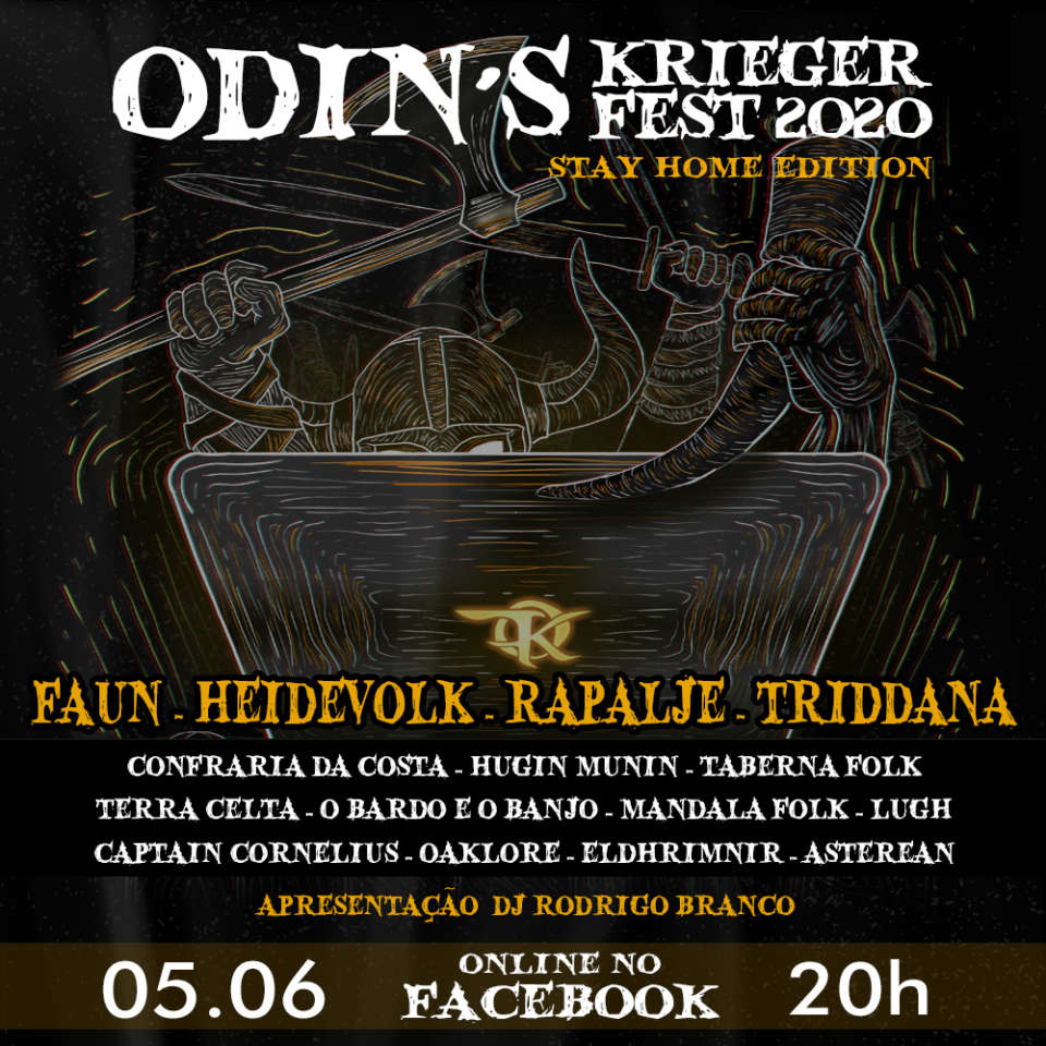 Odin´s Krieger Fest 2020 - Stay Home Edition