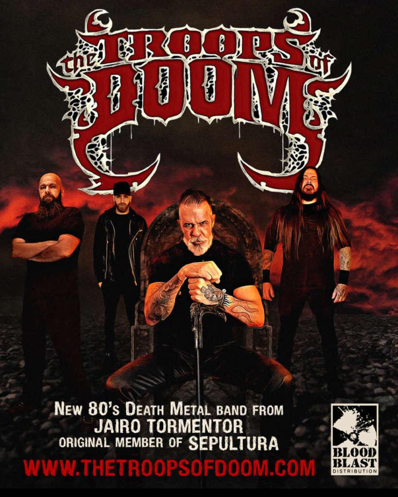 The Troops of Doom-flyer