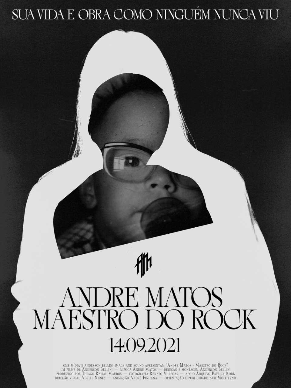 """Um ano sem Andre Matos: confira primeiro trailer do filme """"Maestro do Rock"""""""
