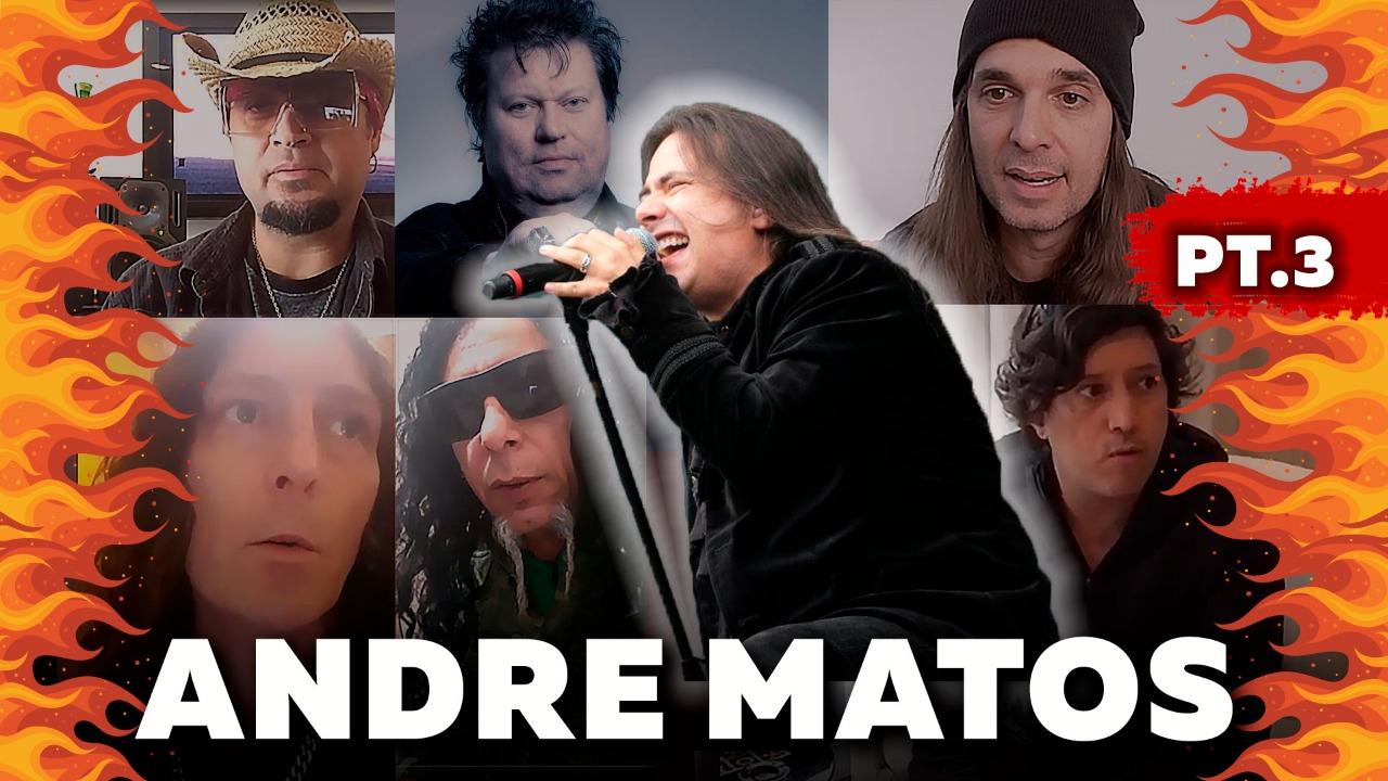 Documentário que retrata Andre Matos fora dos palcos já está disponível na íntegra