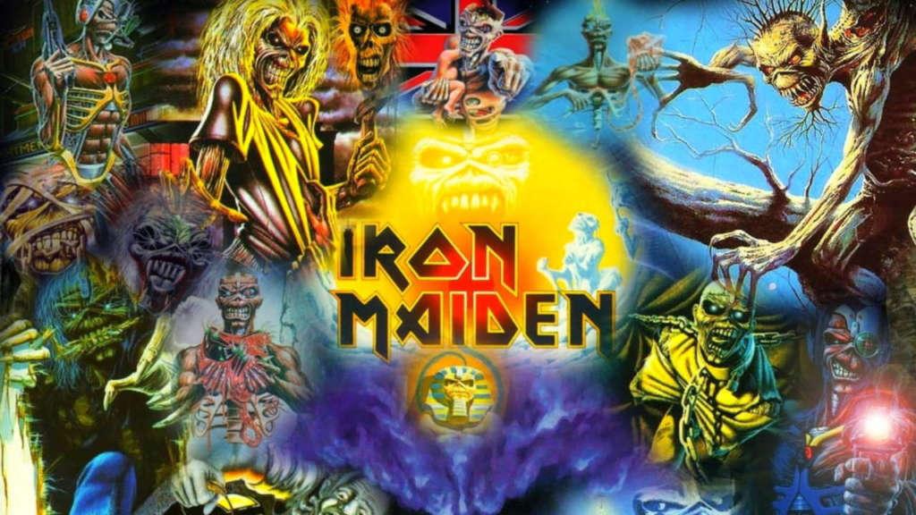 Arte Eddie Iron Maiden