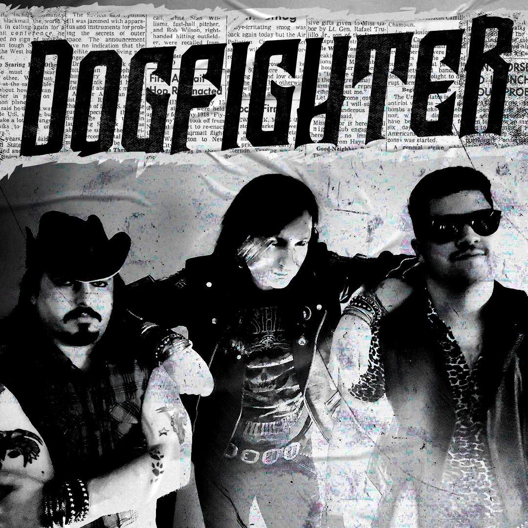 Deathray Bam!: Músico participará do projeto de Hard Rock Dogfighter