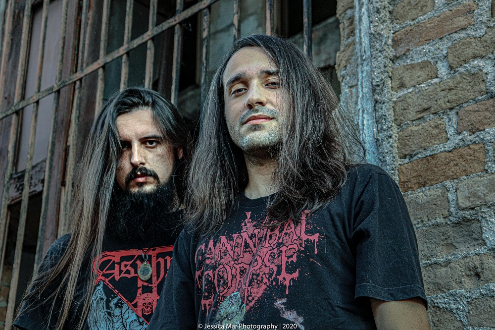 "Goat Necropsy estreia primeiro videoclipe, ""The Collector"""