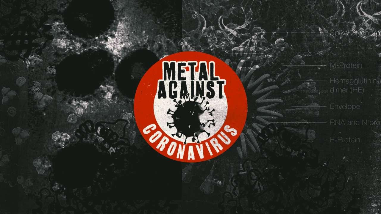 Read more about the article Metal Against Coronavirus: Confira primeiro single do projeto