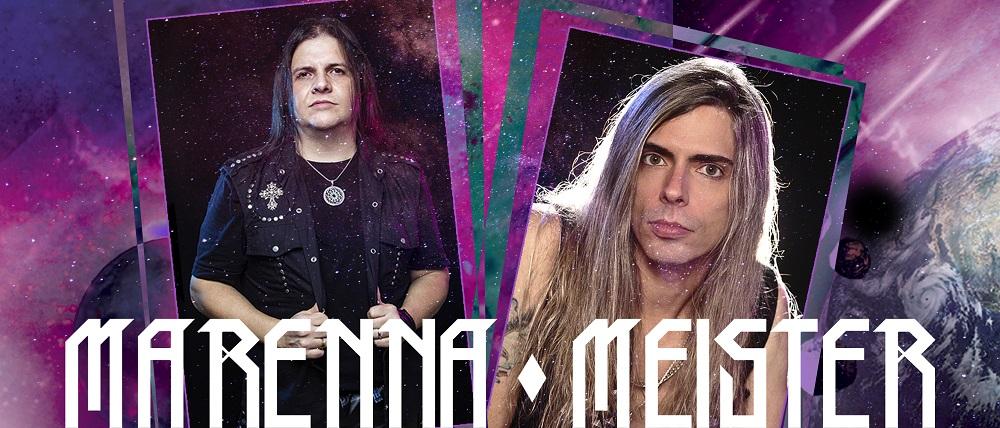 """Marenna-Meister divulga capa, faixas e amostra exclusiva do álbum de estreia, """"Out Of Reach"""""""