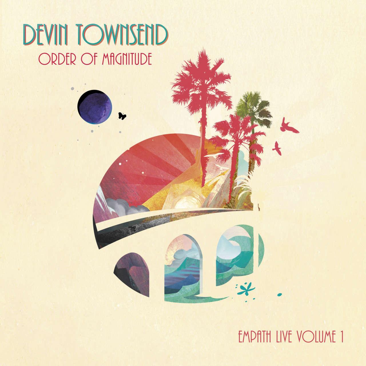 """Devin Townsend anuncia """"Order Of Magnitude"""" – Empath Live Vol. 1"""