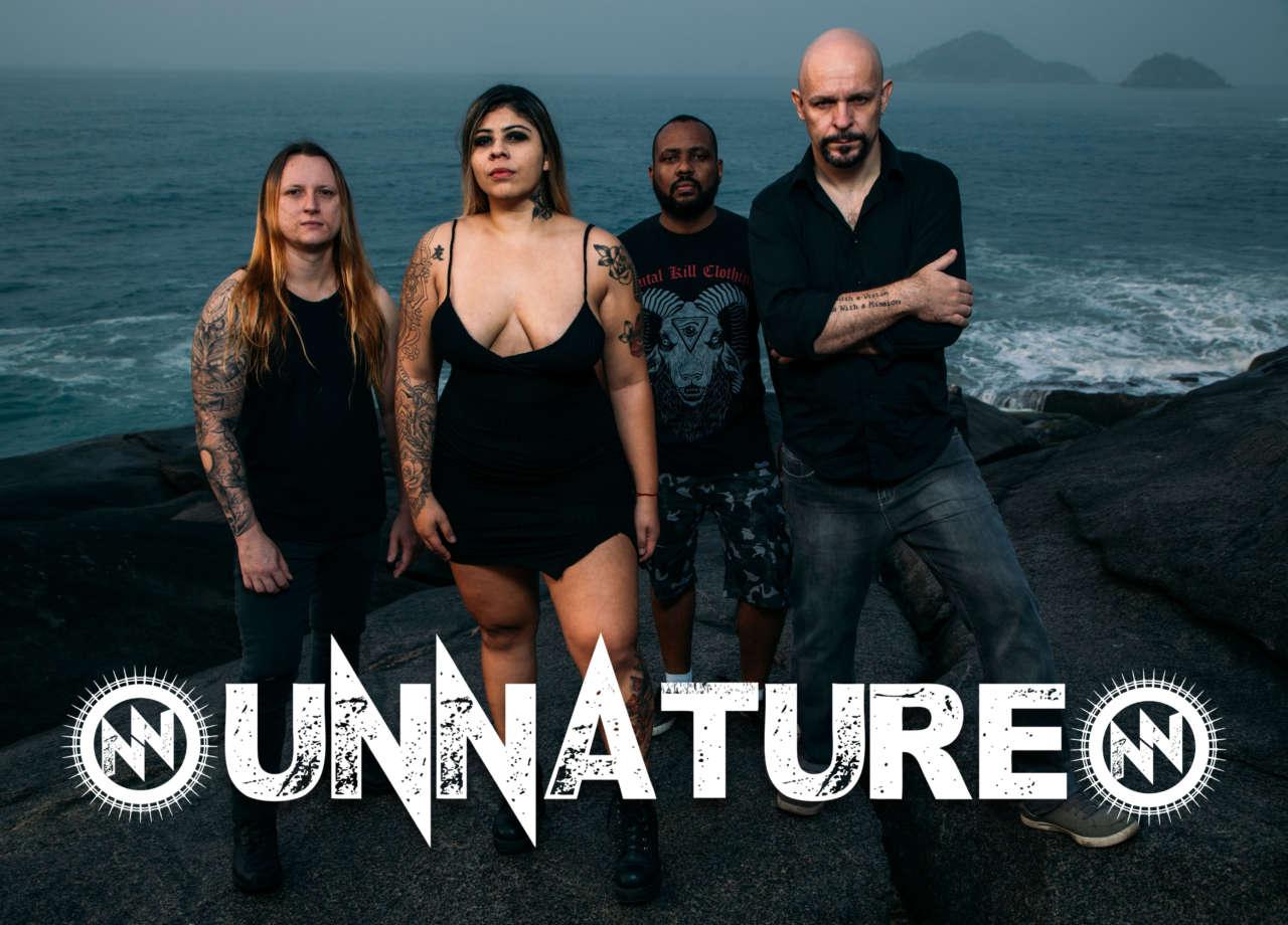 Unnature: Nova formação é apresentada no retorno da banda