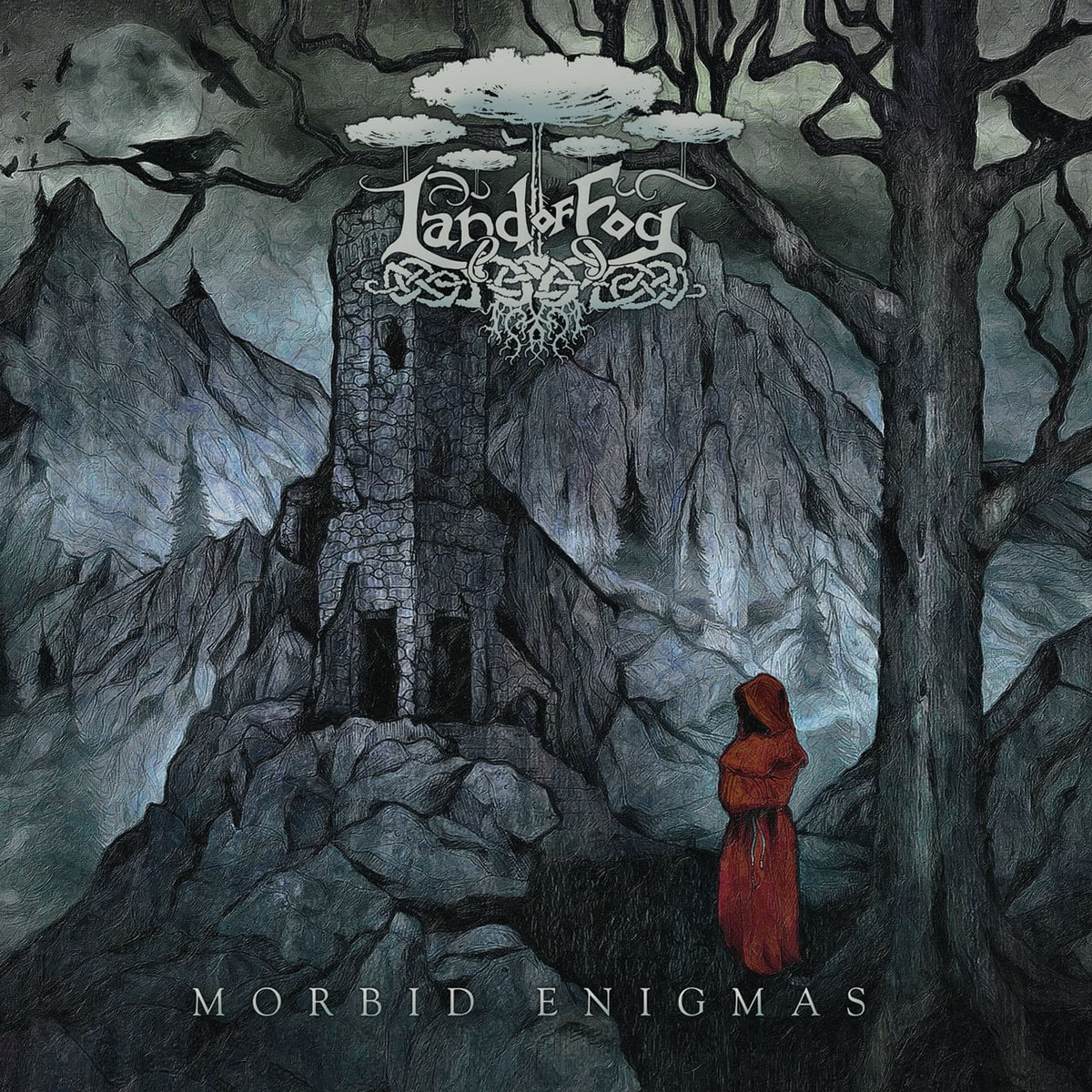 Land of Fog: retorno com lyric video e álbum lançado pela Sulphur Records