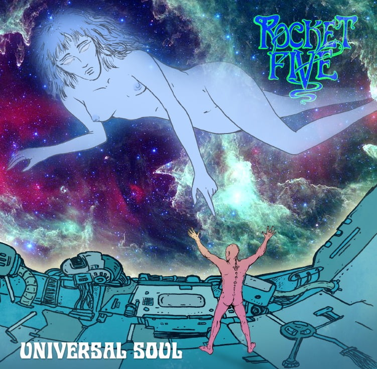 "ROCKET FIVE anuncia novo álbum ""Universal Soul"" para dezembro"