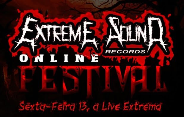 Extreme Sound Records Online Festival divulga lineup completo