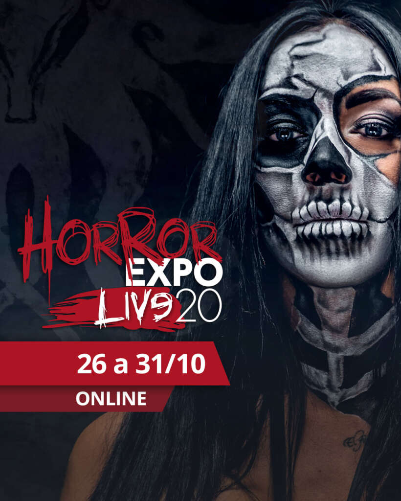 horror expo live 2020 flyer