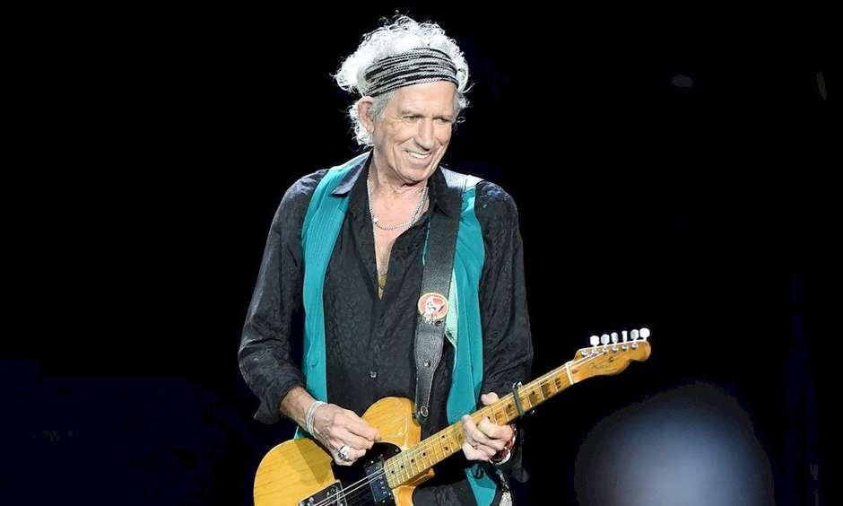 """Keith Richards lança vídeo de """"Hate It When You Leave"""""""