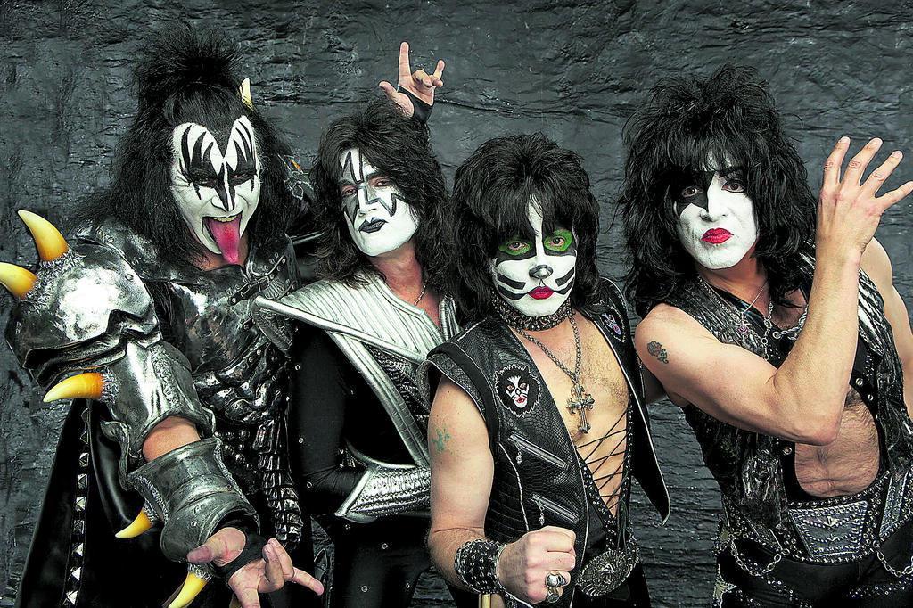 Kiss: novas datas para os shows no Brasil
