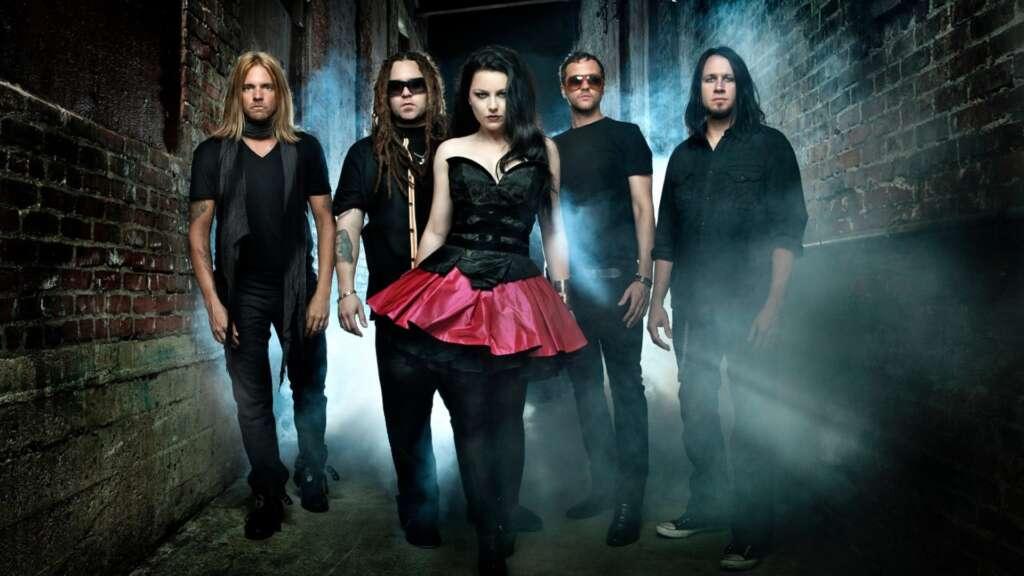 Evanescence anuncia evento Livestream para dezembro