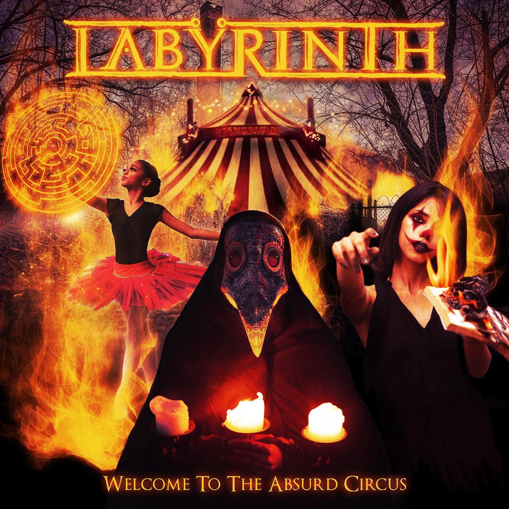 Exclusivo: músicos do Labyrinth falam sobre o novo lançamento!