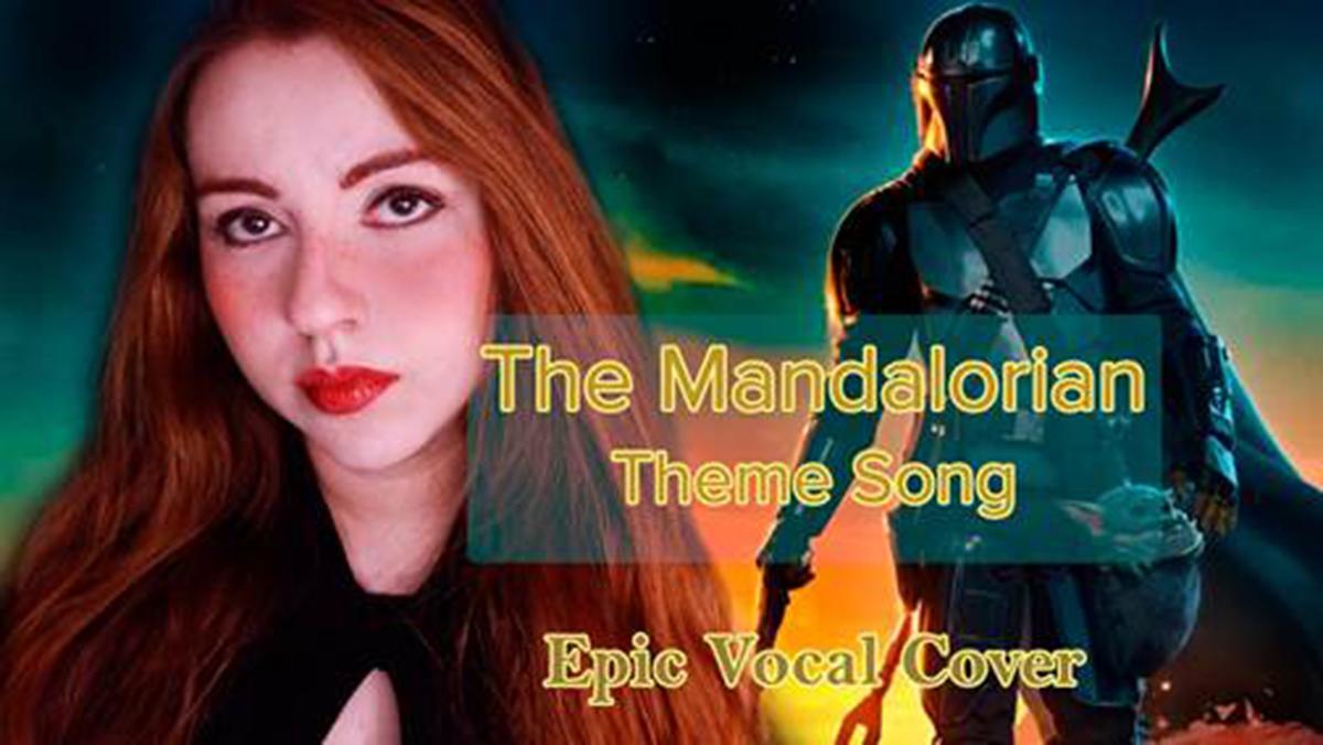 Aline Happ lança versão inédita de The Mandalorian