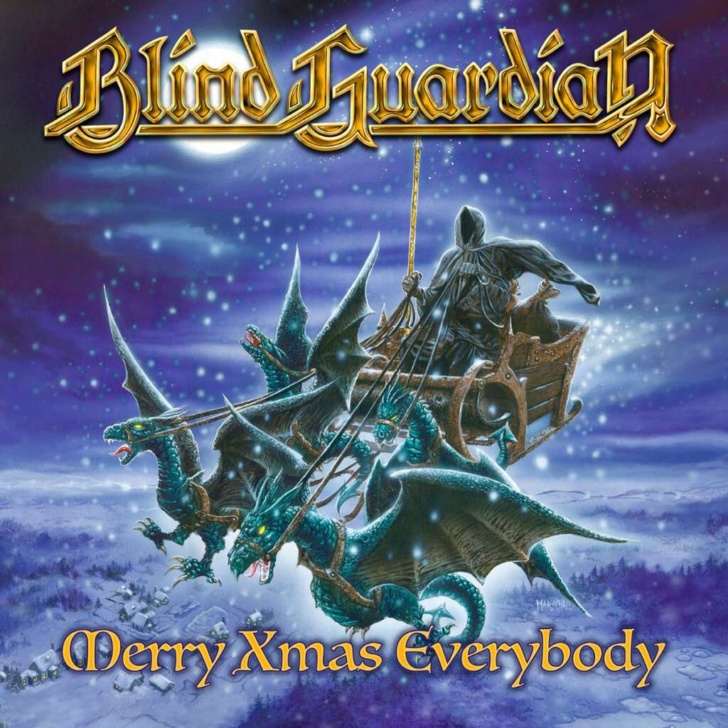 Blind Guardian - Merry Xmas Everybody