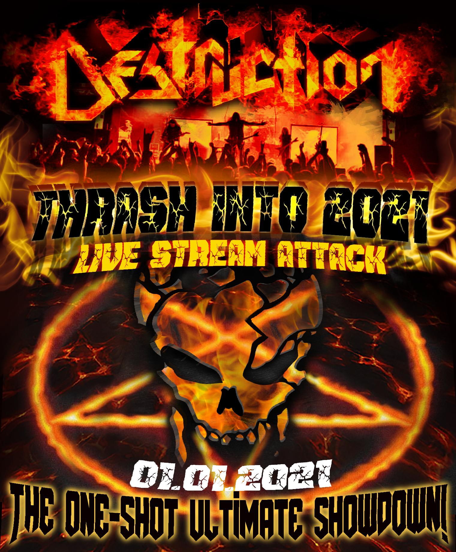 Live Stream Attack 2021