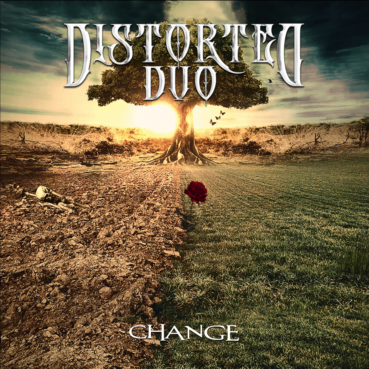 Distorted Duo - Change