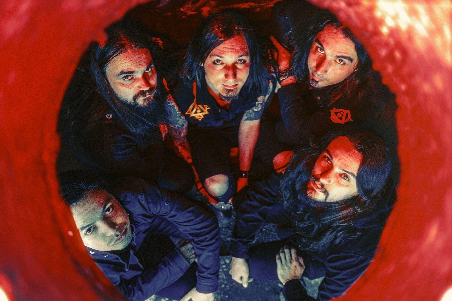Sculptor: Revelação do Death Metal nacional concede entrevista para a Rock Hard italiana