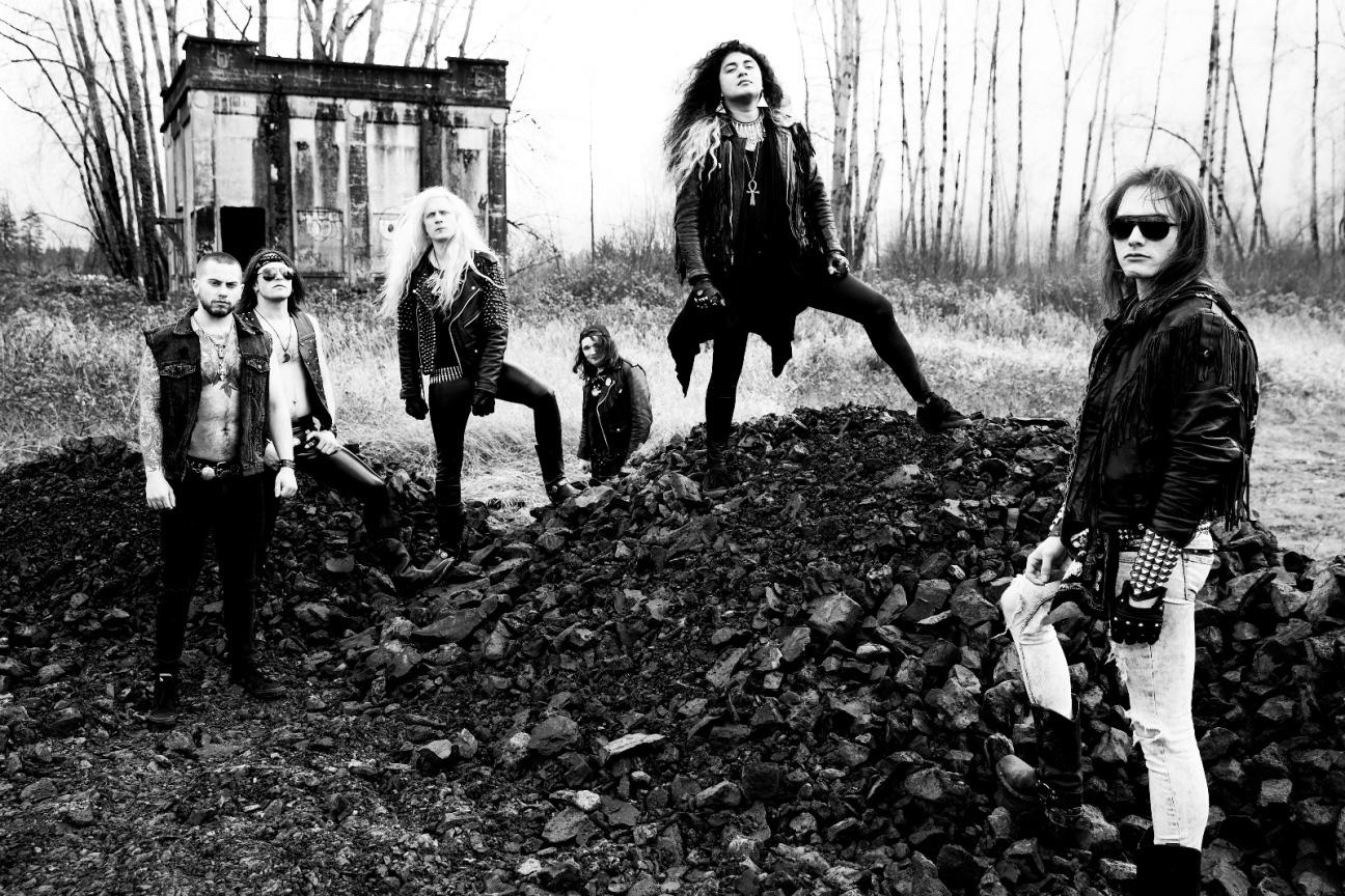 Silver Talon: Confira novo single e vídeo clipe da banda norte-americana