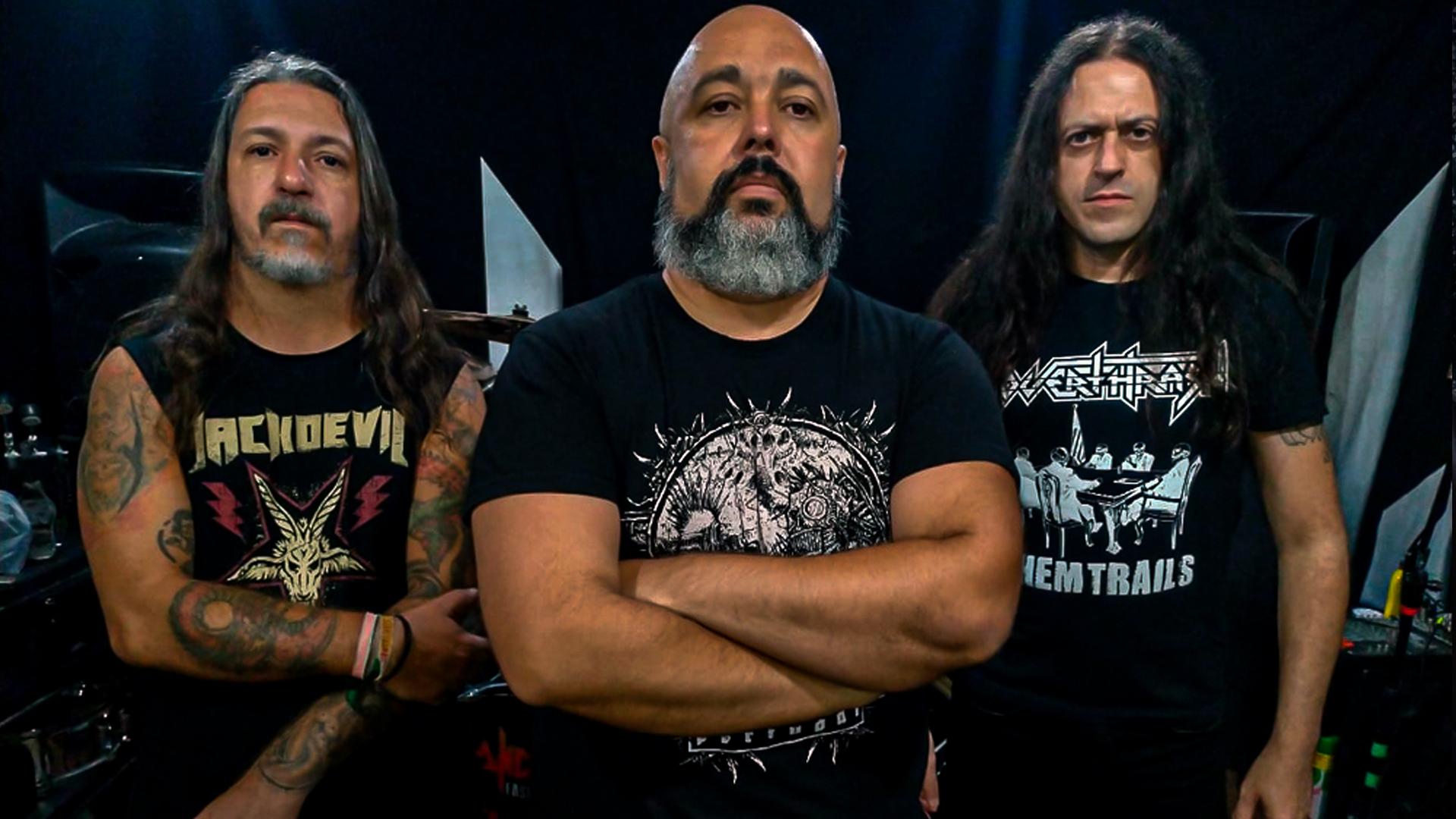 Andre Mellado é o novo baixista do Andralls