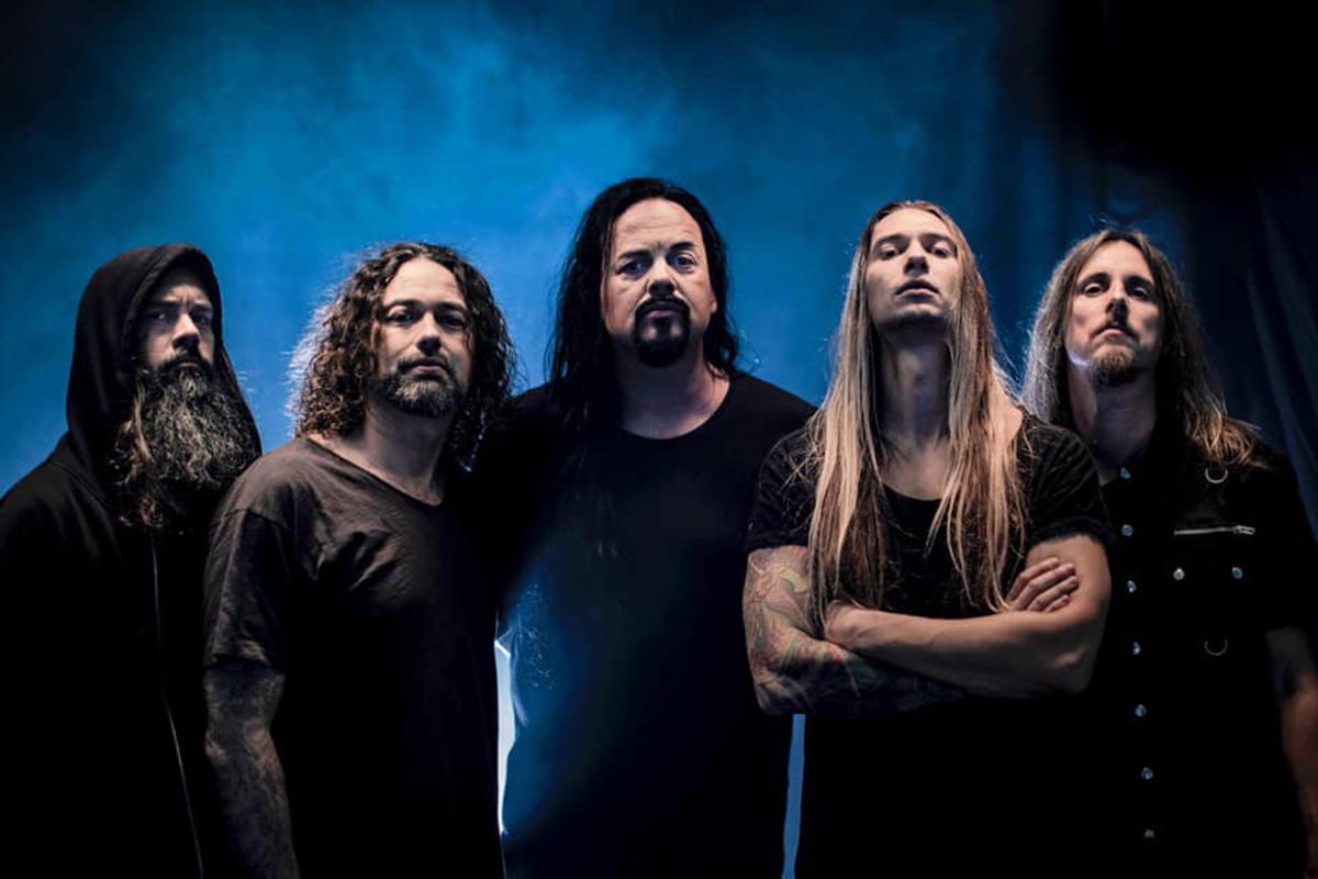 Evergrey anuncia dueto com o vocalista do Dream Theater, James LaBrie