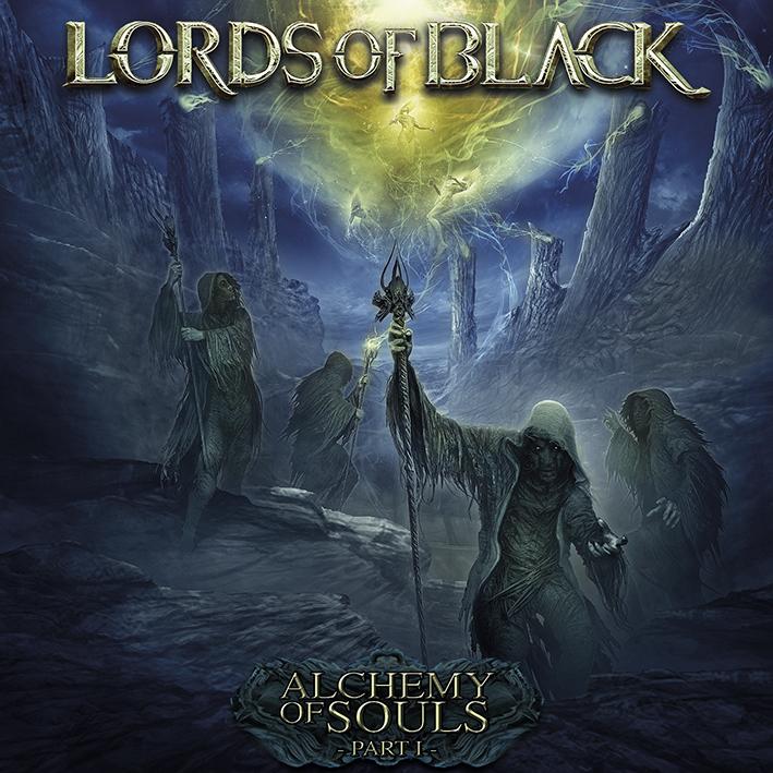 Bandas para conhecer: Lords of black